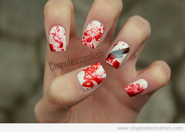 dexter nail art d coration d 39 ongles tout sur le nail art la dec ration d ngles et kes. Black Bedroom Furniture Sets. Home Design Ideas