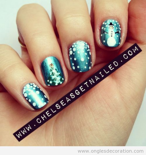 arbre d coration d 39 ongles nail art