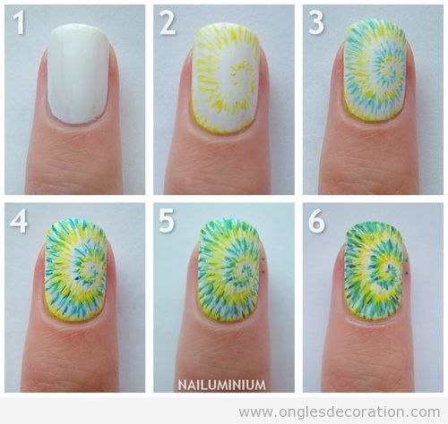 tuto d coration d 39 ongles nail art part 20 dessins sur les ongles. Black Bedroom Furniture Sets. Home Design Ideas
