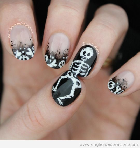 Deco Ongles Halloween