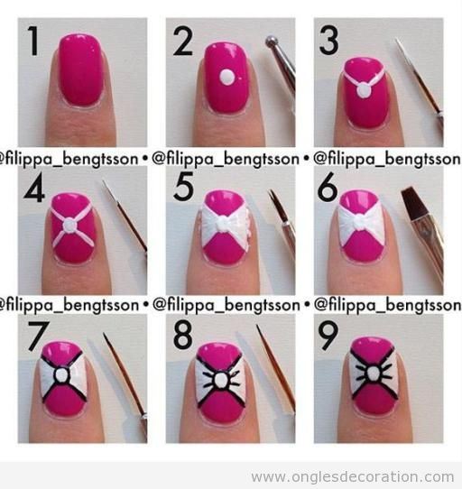 Nail Art D Coration D 39 Ongles Nail Art