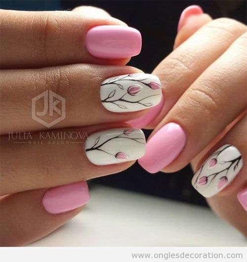 d coration sur ongles nail art dessin sur ongles tuto pas pas. Black Bedroom Furniture Sets. Home Design Ideas