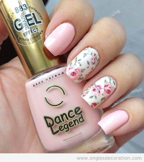 d co ongles la mode printemps 2017 d coration d 39 ongles tout sur le nail art la dec ration. Black Bedroom Furniture Sets. Home Design Ideas