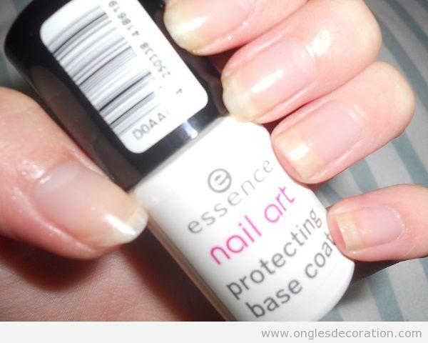 Conseils eviter ongles jaunes