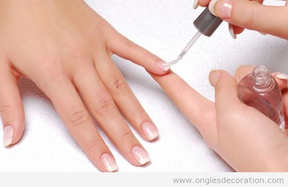 Base Coat ongles